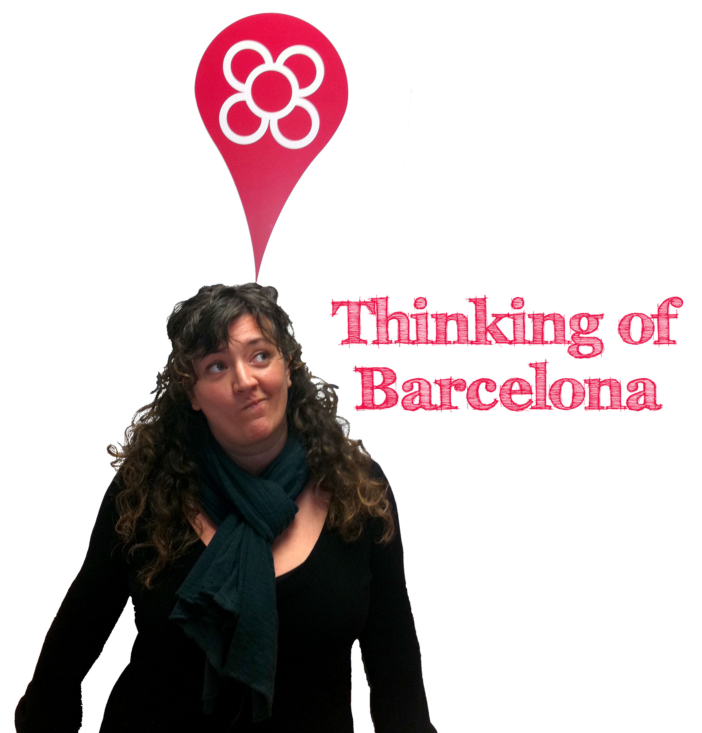 Thinking of Barcelona [Patricia González García]