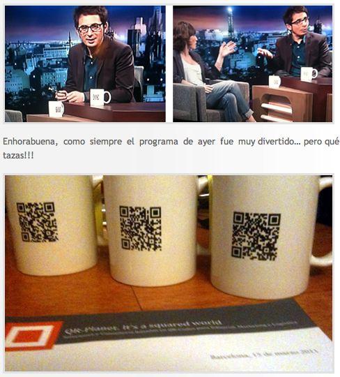 QR codes en Buenafuente