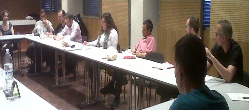 [Patricia González García] Reunión Plenaria Xarxa IP